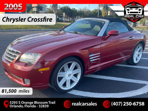 2005 Chrysler Crossfire for sale at Real Car Sales in Orlando FL