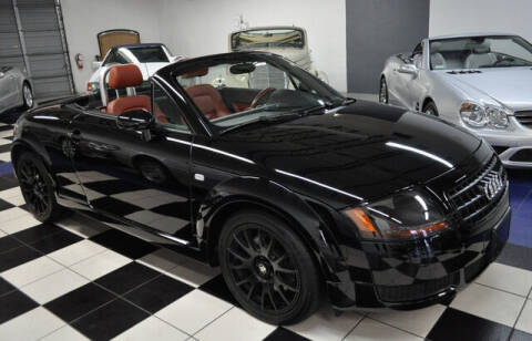 2005 Audi TT for sale at Podium Auto Sales Inc in Pompano Beach FL