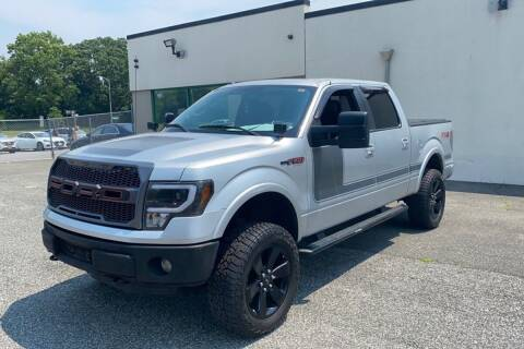 2013 Ford F-150 for sale at Mass Auto Exchange in Framingham MA