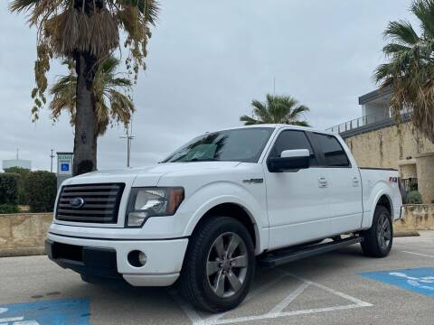 2012 Ford F-150 for sale at Motorcars Group Management - Bud Johnson Motor Co in San Antonio TX
