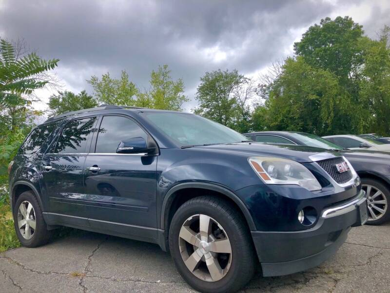 2012 GMC Acadia for sale at Top Line Import of Methuen in Methuen MA