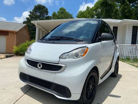 2014 Smart fortwo for sale at Efficiency Auto Buyers in Milton GA
