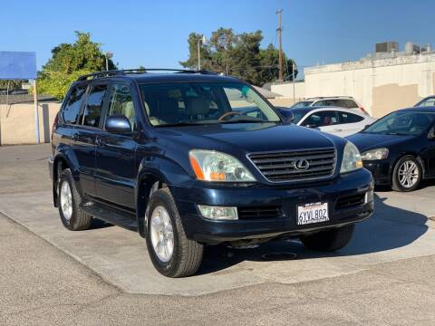 2004 Lexus GX 470 for sale at H & K Auto Sales & Leasing in San Jose CA
