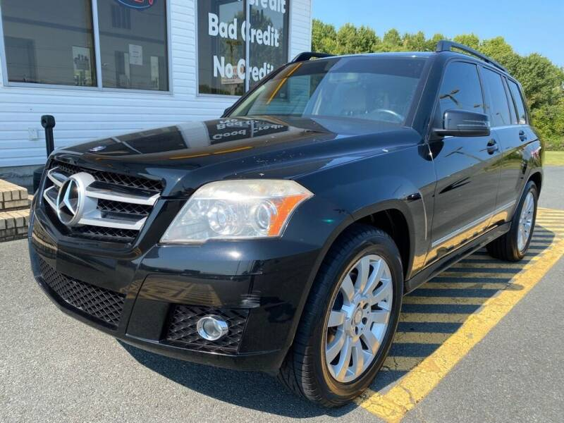2012 Mercedes-Benz GLK for sale in Monroe, NC
