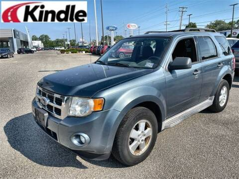 2010 Ford Escape for sale at Kindle Auto Plaza in Middle Township NJ