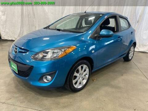 2011 Mazda MAZDA2 for sale at Green Light Auto Sales LLC in Bethany CT