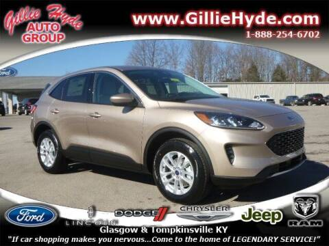 2021 Ford Escape for sale at Gillie Hyde Auto Group in Glasgow KY