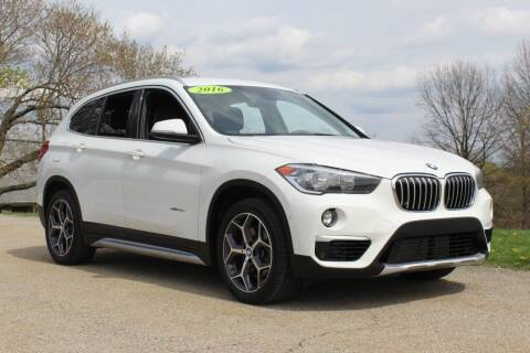 2016 BMW X1 for sale at Harrison Auto Sales in Irwin PA