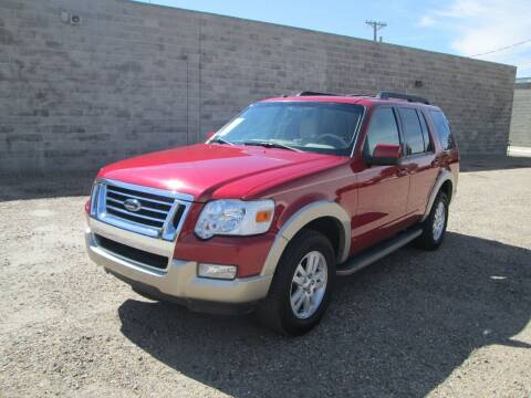 2010 Ford Explorer for sale at Stagner INC in Lamar CO