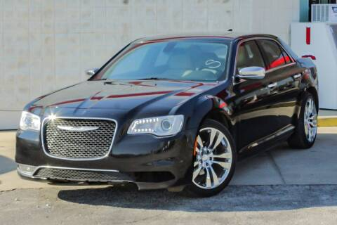 2015 Chrysler 300 for sale at Cannon and Graves Auto Sales in Newberry SC