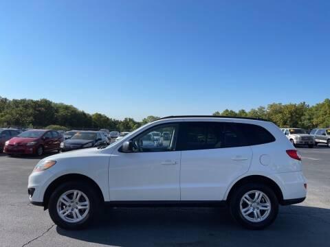 2010 Hyundai Santa Fe for sale at CARS PLUS CREDIT in Independence MO