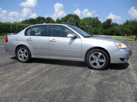 2006 Chevrolet Malibu for sale at Crossroads Used Cars Inc. in Tremont IL