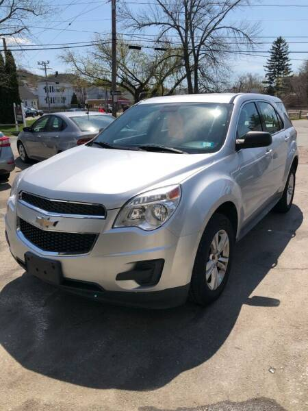 2014 Chevrolet Equinox for sale at Jimmys Auto Sales in North Providence RI