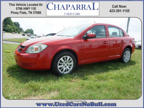 2010 Chevrolet Cobalt for sale at CHAPARRAL USED CARS in Piney Flats TN