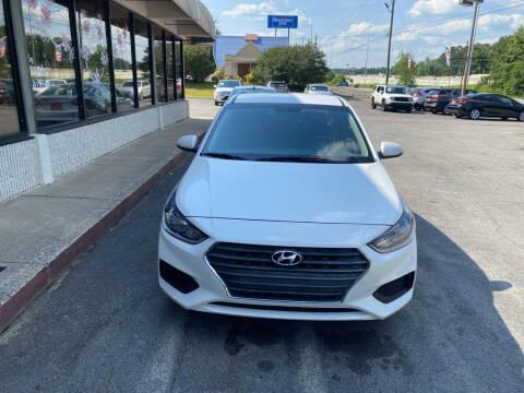 2018 Hyundai Accent for sale at J Franklin Auto Sales in Macon GA