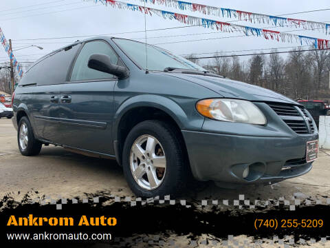 2006 Dodge Grand Caravan for sale at Ankrom Auto in Cambridge OH