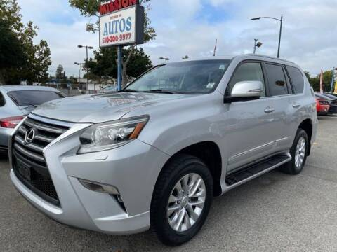 2014 Lexus GX 460 for sale at MISSION AUTOS in Hayward CA