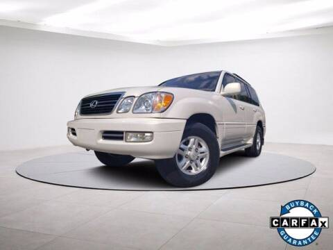 2000 Lexus LX 470 for sale at Carma Auto Group in Duluth GA