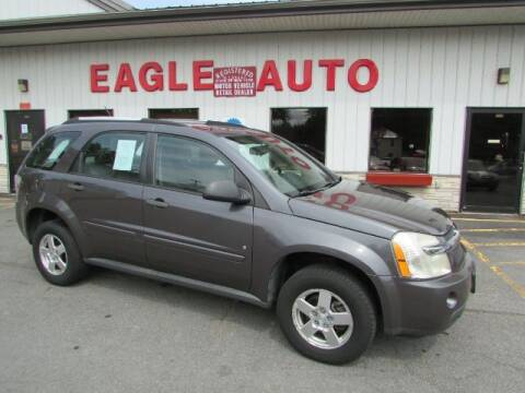 2008 Chevrolet Equinox for sale at Eagle Auto Center in Seneca Falls NY