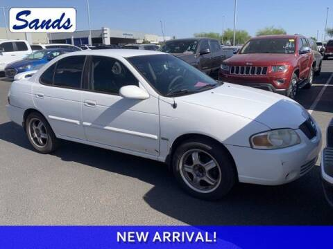 2006 Nissan Sentra for sale at Sands Chevrolet in Surprise AZ