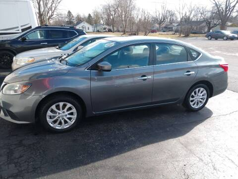 2018 Nissan Sentra for sale at Economy Motors in Muncie IN