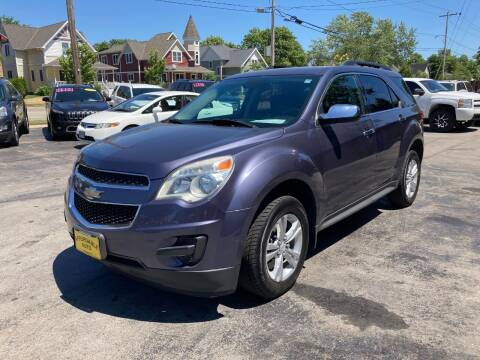 2013 Chevrolet Equinox for sale at AFFORDABLE AUTO, LLC in Green Bay WI