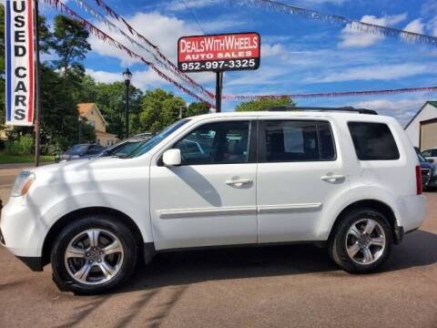 2015 Honda Pilot for sale at Dealswithwheels in Inver Grove Heights MN