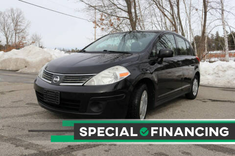 2009 Nissan Versa for sale at Yaab Motor Sales in Plaistow NH
