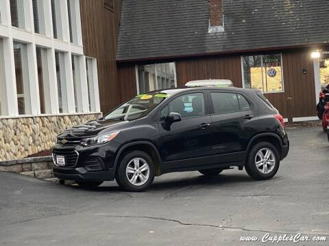 2018 Chevrolet Trax for sale at Cupples Car Company in Belmont NH