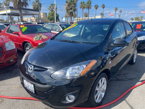 2011 Mazda MAZDA2 for sale at North County Auto in Oceanside CA