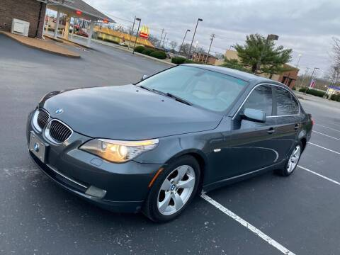 2010 BMW 5 Series for sale at 1A Auto Mart Inc in Smyrna TN