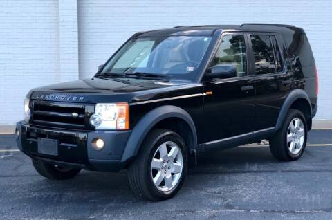 2007 Land Rover LR3 for sale at Carland Auto Sales INC. in Portsmouth VA