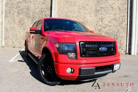2013 Ford F-150 for sale at Zen Auto Sales in Sacramento CA
