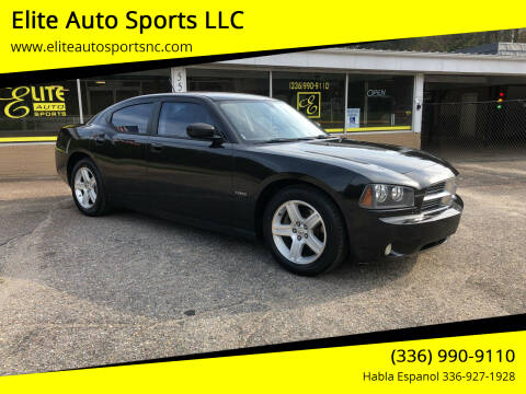 2008 Dodge Charger for sale at Elite Auto Sports LLC in Wilkesboro NC