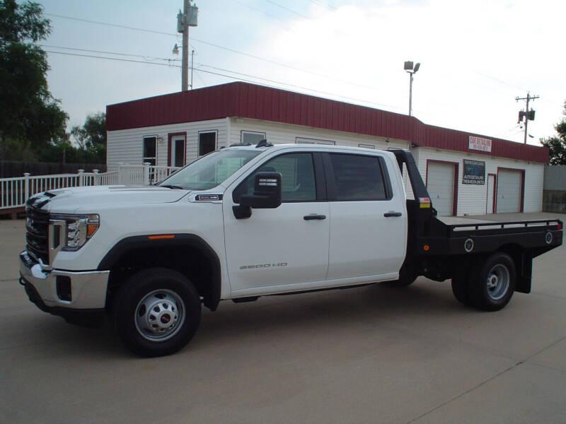 2021 GMC Sierra 3500HD CC for sale at World of Wheels Autoplex in Hays KS
