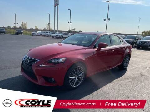 2016 Lexus IS 200t for sale at COYLE GM - COYLE NISSAN - Coyle Nissan in Clarksville IN