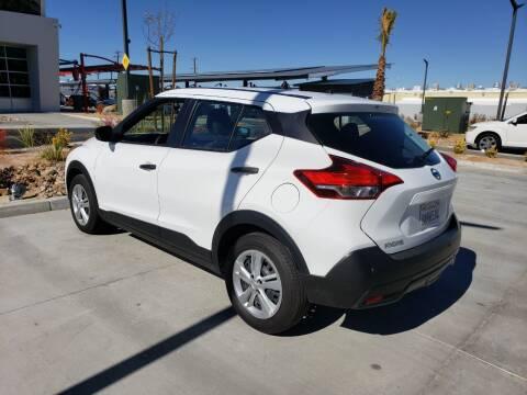 2020 Nissan Kicks for sale at ELITE MOTORS in Victorville CA