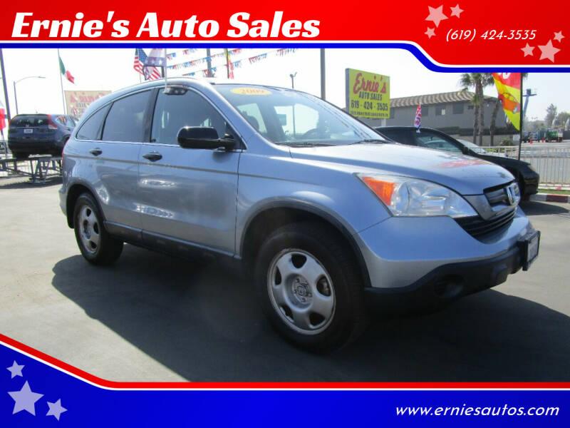 2009 Honda CR-V for sale at Ernie's Auto Sales in Chula Vista CA