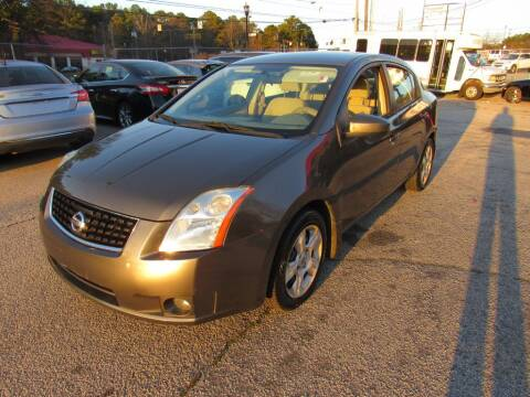 2009 Nissan Sentra for sale at King of Auto in Stone Mountain GA