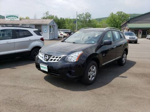 2015 Nissan Rogue Select for sale at Greens Auto Mart Inc. in Wysox PA