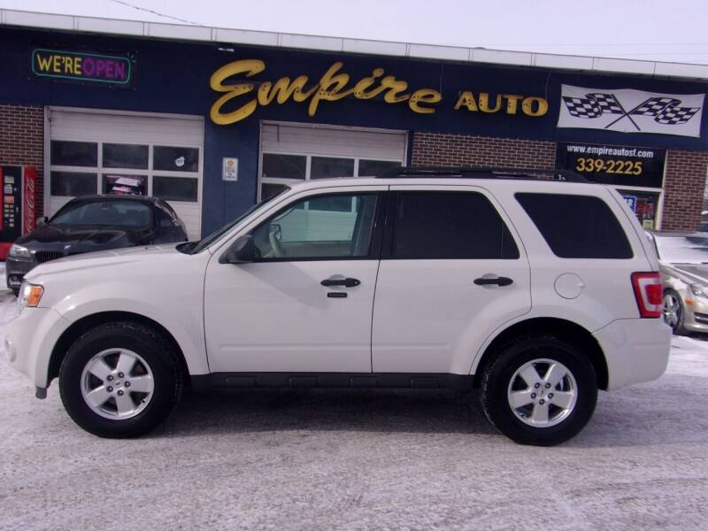 2012 Ford Escape for sale at Empire Auto Sales in Sioux Falls SD