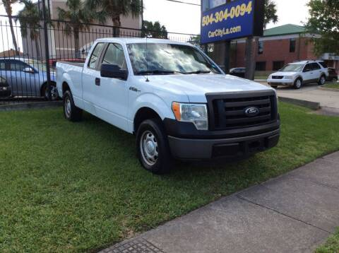 2011 Ford F-150 for sale at Car City Autoplex in Metairie LA