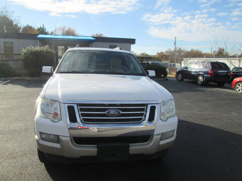 2007 Ford Explorer for sale at Olde Mill Motors in Angier NC