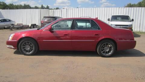 2011 Cadillac DTS for sale at Superior Auto of Negaunee in Negaunee MI