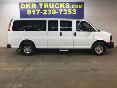 2007 Chevrolet Express Passenger for sale at DKR Trucks in Arlington TX