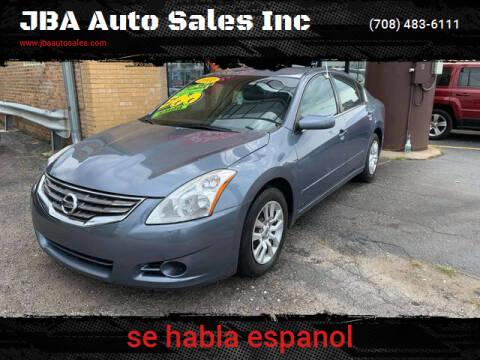 2012 Nissan Altima for sale at JBA Auto Sales Inc in Stone Park IL