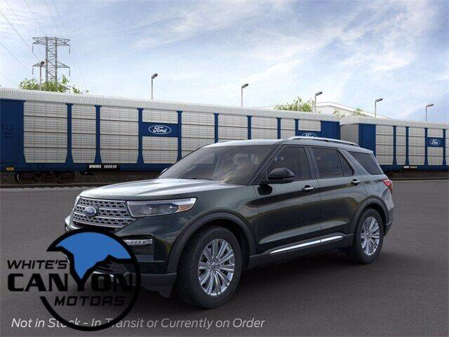 2021 Ford Explorer for sale in Spearfish, SD