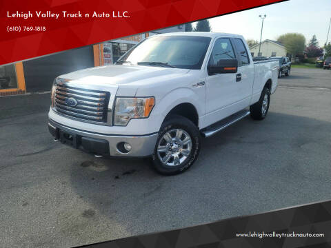 2011 Ford F-150 for sale at Lehigh Valley Truck n Auto LLC. in Schnecksville PA