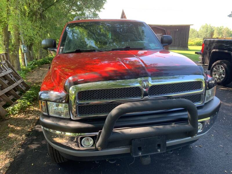 1999 Dodge Ram Pickup 2500 for sale at QUICK WAY AUTO SALES in Bradford PA