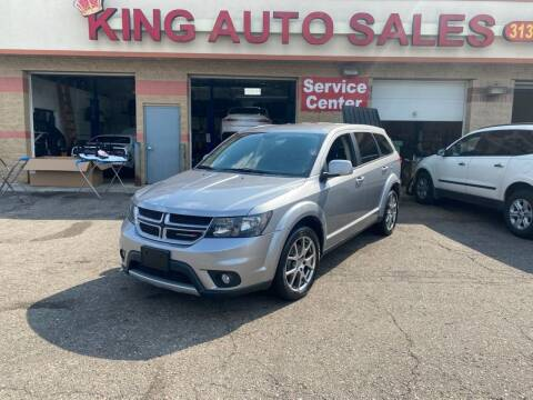 2016 Dodge Journey for sale at KING AUTO SALES  II in Detroit MI